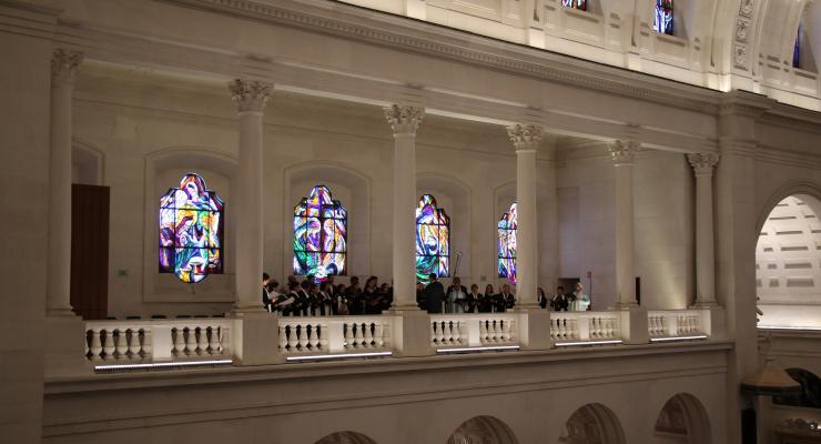 Terceira edição dos Ecos de Fátima contou com as vozes do Coro do Santuário de Fátima, Pequenos Cantores de Amorim e Laúndos e Coro de Câmara Juvenil da AMCAACL
