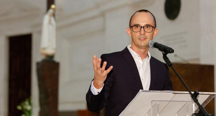"""""""Fátima antes de ser um lugar é uma forma de estar na vida e na fé"""", diz Pedro Valinho Gomes"""