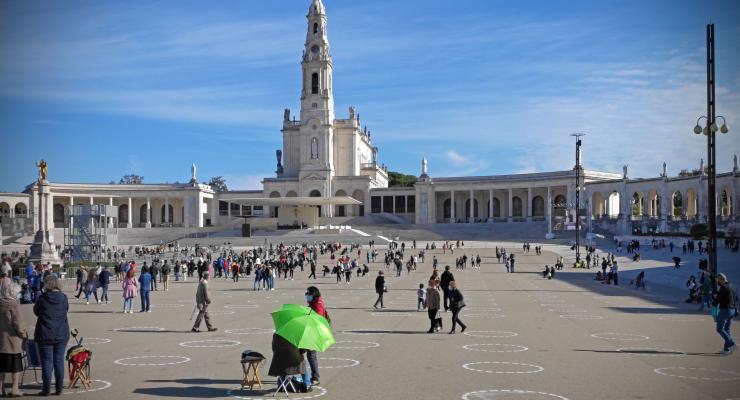 """Reitor do Santuário exorta peregrinos a """"viver todas as dimensões da vida a partir da fé"""""""