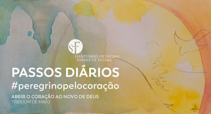 Santuário propõe tríduo preparatório alusivo à Peregrinação de 13 de Maio