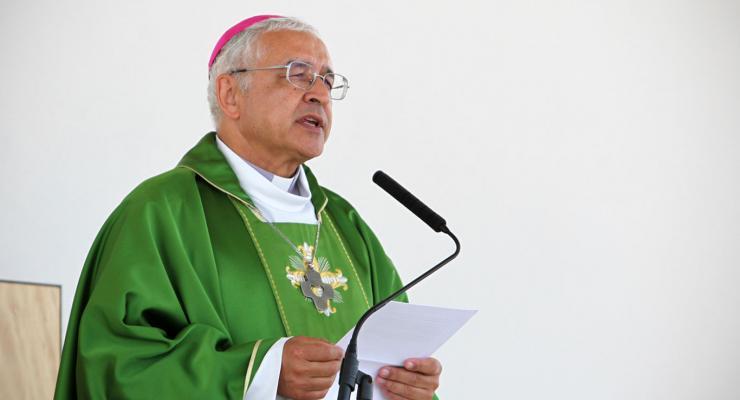 D. José Ornelas preside à Peregrinação Internacional Aniversária de Outubro