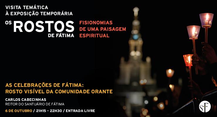 """Santuário apresenta """"As celebrações de Fátima: rosto visível da comunidade orante"""", em visita à exposição temporária"""