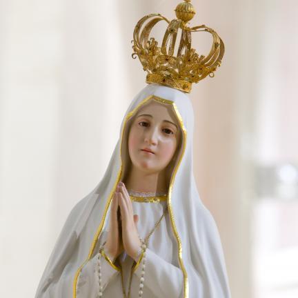 Virgem Peregrina de Fátima, embaixadora da Paz no Cáucaso no último trimestre deste ano