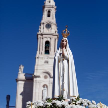 Virgem Peregrina de Fátima volta a ser embaixadora da Paz em 16 viagens
